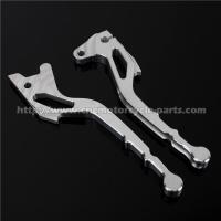 China Motorcycle Brake Clutch Lever Levers Kawasaki KH400 KZ400 KZ 400 CNC Finished on sale