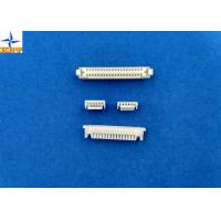 Quality Single Row Circuit Board Connection, White PCB Wire Connector GH connector  PA66 Materials wholesale