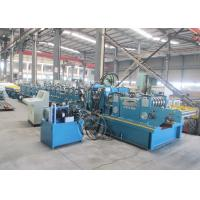 Quality 120-400 Gear Box Transmission Automatic C Purlin Forming Machine Russia Market wholesale