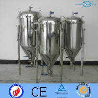 Quality Infinitely Variable  Stainless Fermentation Tank Single Layer For Wine wholesale