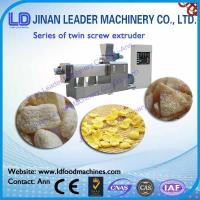 China double screw twin screw snack pellet extrude twin screw snack extruder on sale