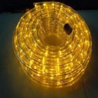 China LED Holiday Rope Light with CE, GS, BS and RoHS Approvals, Available in Various Colors on sale