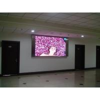 Quality SMD 3528 P4.8 Video Indoor Led Display Full Color Electronic Sign wholesale