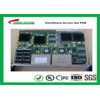 Quality Electronics Components PCB Assembly Service BGA Assembly / Rework Capability wholesale