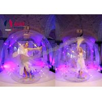 Quality Big Blow Up Ball You Can Get Inside Inflatable Ball Game To Walk On Water wholesale
