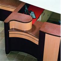 Quality EUROPIL acrylic solid surface receiption top wholesale