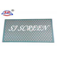 China API 20-325Mesh 304 1050*695MM Mud Shale Shaker Screen for Oil Drilling to Sieving on sale