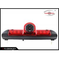 Quality Easy installation 3rd Brake Light Camera 170 degree with six infrared led lights wholesale