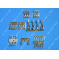 Quality Low Breaking Capacity Wire Crimp Terminals , Electrical PCB AutomotiveFuse Box Terminals wholesale