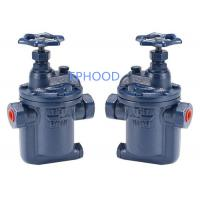 Quality 981K Model DSC Steam Trap Cast Iron Inverted Bucket Steam Trap With Bypass Valve wholesale