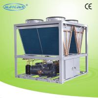 Cheap HVAC Air Cooled Air Conditioning System , OEM Air Cooled Split Unit for sale