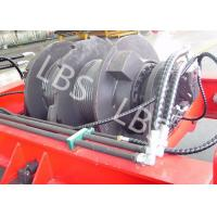 Quality Building Crane Wire Rope Hydraulic Towing Winch With Lebus Groove wholesale