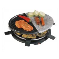 Quality For home use Multi-function Stone Electric BBQ Grill XJ-3K042BO wholesale