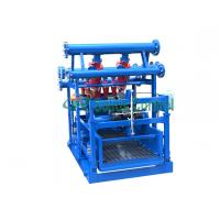 Quality High Power Mud Cleaning Equipment Sand Cleaning Equipment With Bottom Shale Shaker wholesale