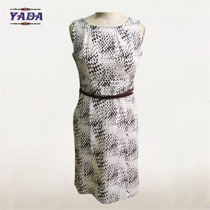 Quality New model casual fashion mature dress women dinner dresses women