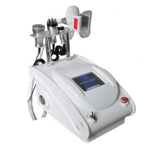 Quality Cryolipolysis RF Cavitation Machine Vacuum 650mmHg , 8 TFT wholesale