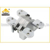 Quality Furniture Hardware Concealed Soss Internal Door Hinges 180 Degree wholesale