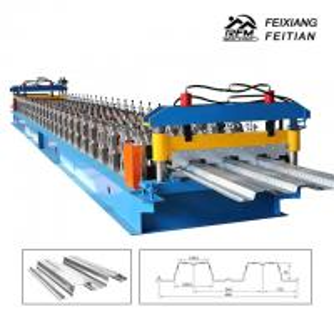 Quality Floor Decking Metal Sheet Tile Making Machine Steel Decking Roll Forming Machine wholesale