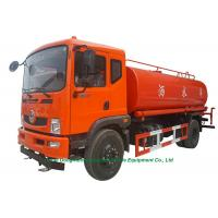Quality 12 Ton  Stainless Steel Clean Drinking Water Tank  Truck With  Water  Pump  For Transport Clean Drinking Water wholesale