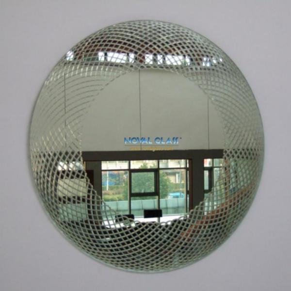 Cheap silver wall mirror of novalglass3 for Cheap silver mirrors