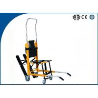 Quality Foldaway Automatic Stair Stretcher Aluminum Alloy for Emergency Evacuation wholesale
