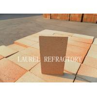 Quality Large Fire Clay Brick For Furnace / Kiln Good Thermal Shock Resistance wholesale