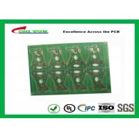 China Electronic Circuit Board1L CEM-1 1.6MM Surface OSP for Electronic Scale on sale