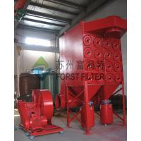 Quality FORST Supply Pulse Industrial Cyclone Dust Collector Manufacturer wholesale