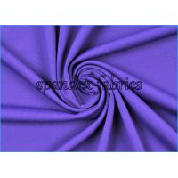 Quality 4 Way Stretch Nylon Spandex Fabric for Underskit , Ice Touch Technical wholesale
