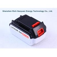 4.0Ah 20V Li-Ion Replacement Cordless Drill Batteries For Black Decker LB20 / LBX20 / LBXR2