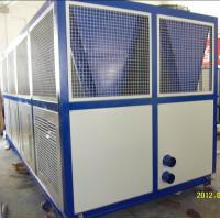 Quality Shell And Tube Type Air Cooled Screw Chiller With Semi-Hemetic Compressor wholesale