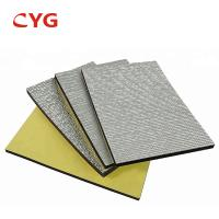 Quality 100% Closed Cell HVAC Duct Insulation Foam Polyethylene Sheet Roll Xpe / Ixpe wholesale