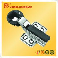 China 35mm cup Full Overlay Cabinet Glass door hinge/concealed hinge on sale