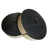 China EPDM Foam Sealant Tape Single Side Adhesive For Auto Vibration Damping on sale