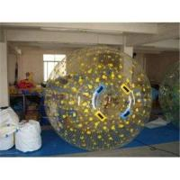 Quality Inflatable Zorb Ball Sport of Rolling Down A Hill Inside A Giant Inflatable Ball wholesale