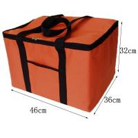 Quality Childrens Lunch Insulated Food Bags , Nylon Cooler Bag For Hiking wholesale