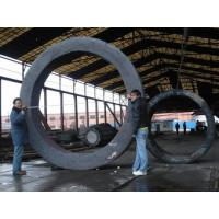 China Forged Alloy Steel High Hard Precision Gear Ring Forging For Wind Power Generation on sale