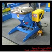 Cheap High Frequency welding Turning Table With Working Table / Pedestal Schneider Electric for sale