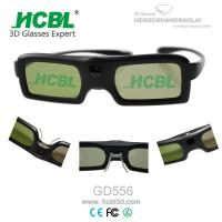 Quality Colorful PC Frame Active Shutter 3D Glasses For Sony / Samsung / LG / PANASONIC 3D TVS wholesale