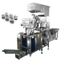 Quality Full Automatic Screw Counting Sealing Packaging Machine PLC Control System wholesale