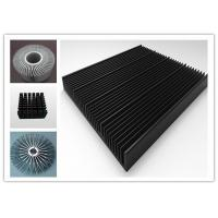 Cheap Industrial Stainless Steel / Aluminum Heat Sink Radiators , High Performance for sale
