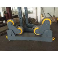 China 50 / 60 Hz Heavy Duty Pipe Roller Stands Drive By 3kw Motor Power on sale