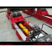 Cheap Cylinder Seam Welding Turning Roll Pipe Welding Equipment Rotator Machine 80000kg for sale