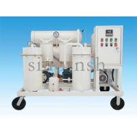 Quality NSH TF Turbine Oil Filtration Machine wholesale