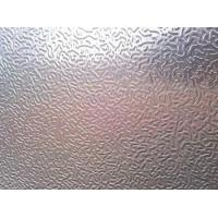 China 1060 1070 Anodized Aluminum Plate Embossed Checkered Refrigerator Decoration on sale