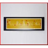 Quality Glass Picture Frame Glass Painting Frame black frame rectangle frame wholesale