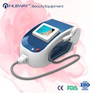 China mini laser depilation diode hair laser hair removal device/home laser hair removal machine on sale