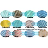 China Nonwoven wiper fabric of spunlaced non wovens wipes spun lace kimberly clark slovenija similar on sale