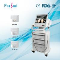 Quality 2016 factory hot sale HIFU anti wrinkle removal  face lift, face skin tightening machine wholesale