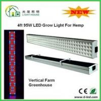 Quality 50-60hz Hydroponic Led Grow Lights 45 W For Garden , Environmental Friendly wholesale